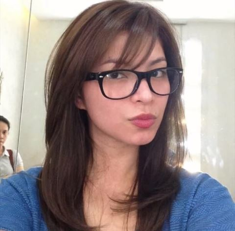 MUST SEE: Angel Locsin's No Make Up Look!