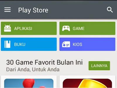 Google Kecilkan Ukuran Aplikasi Play Store