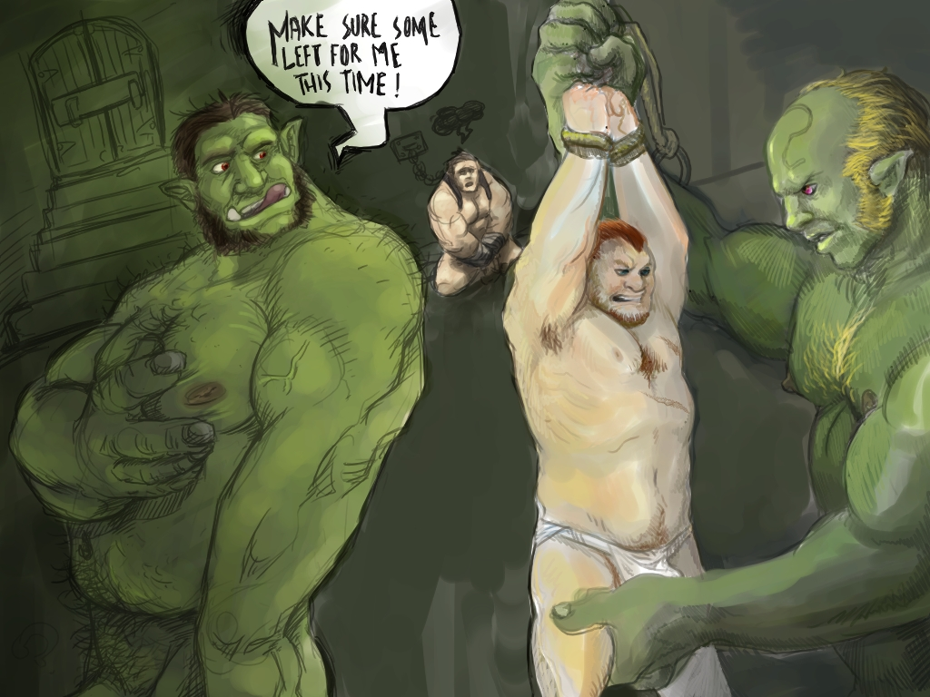 Anime Orc -