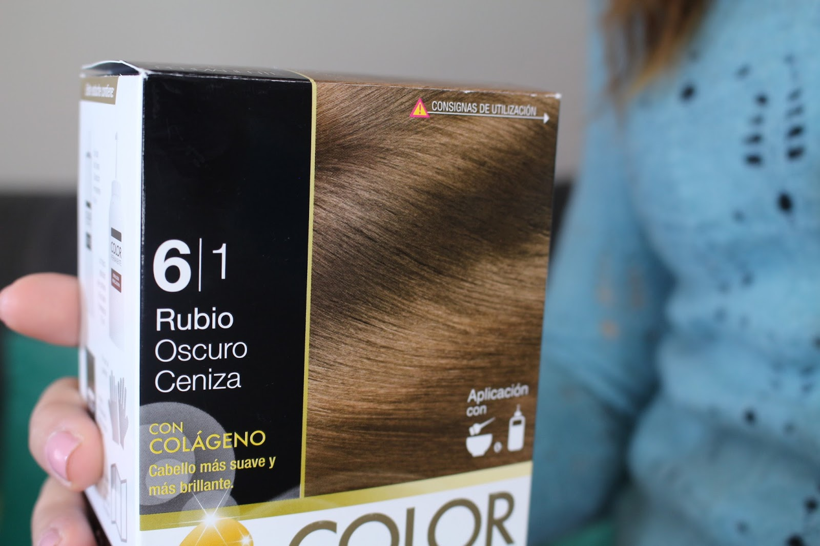 Colores de tintes para el pelo mercadona