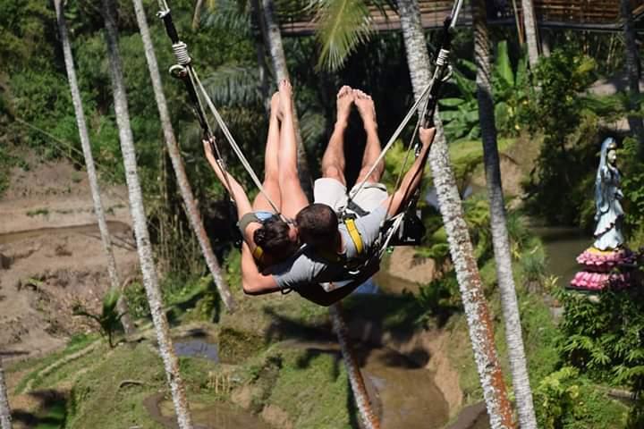 Wisata Extreme Yang Sangat Populer Di Ubud Bali I Wayan