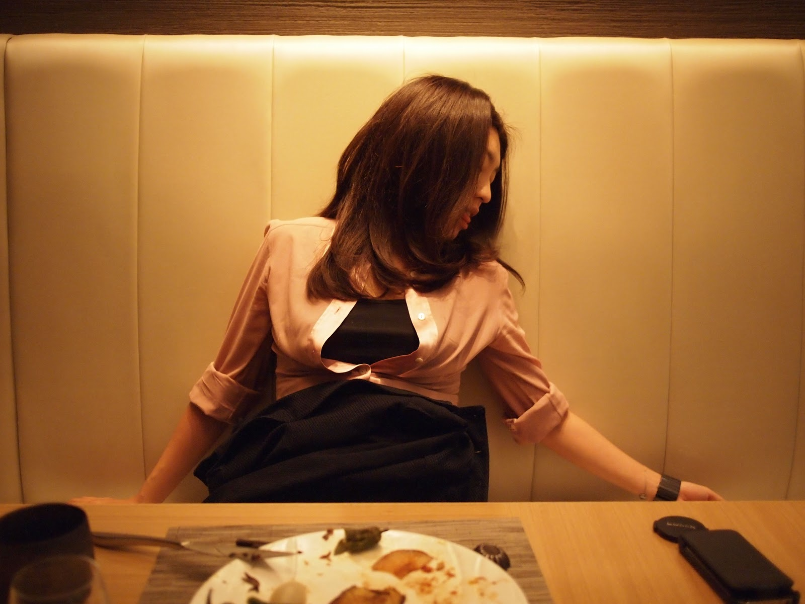 AisB: 掰咖遊東京, 吃在2011東京設計展-第一天