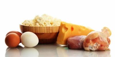 """<img src=""""proteínas-de-origen-animal.jpg"""" alt=""""son las carnes, los quesos, los huevos y el pollo"""">"""