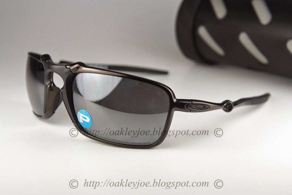 99fc774200 oo6020-01 X Metal Badman dark carbon + black iridium polarized  560 lens  pre coated with Oakley hydrophobic nano solution