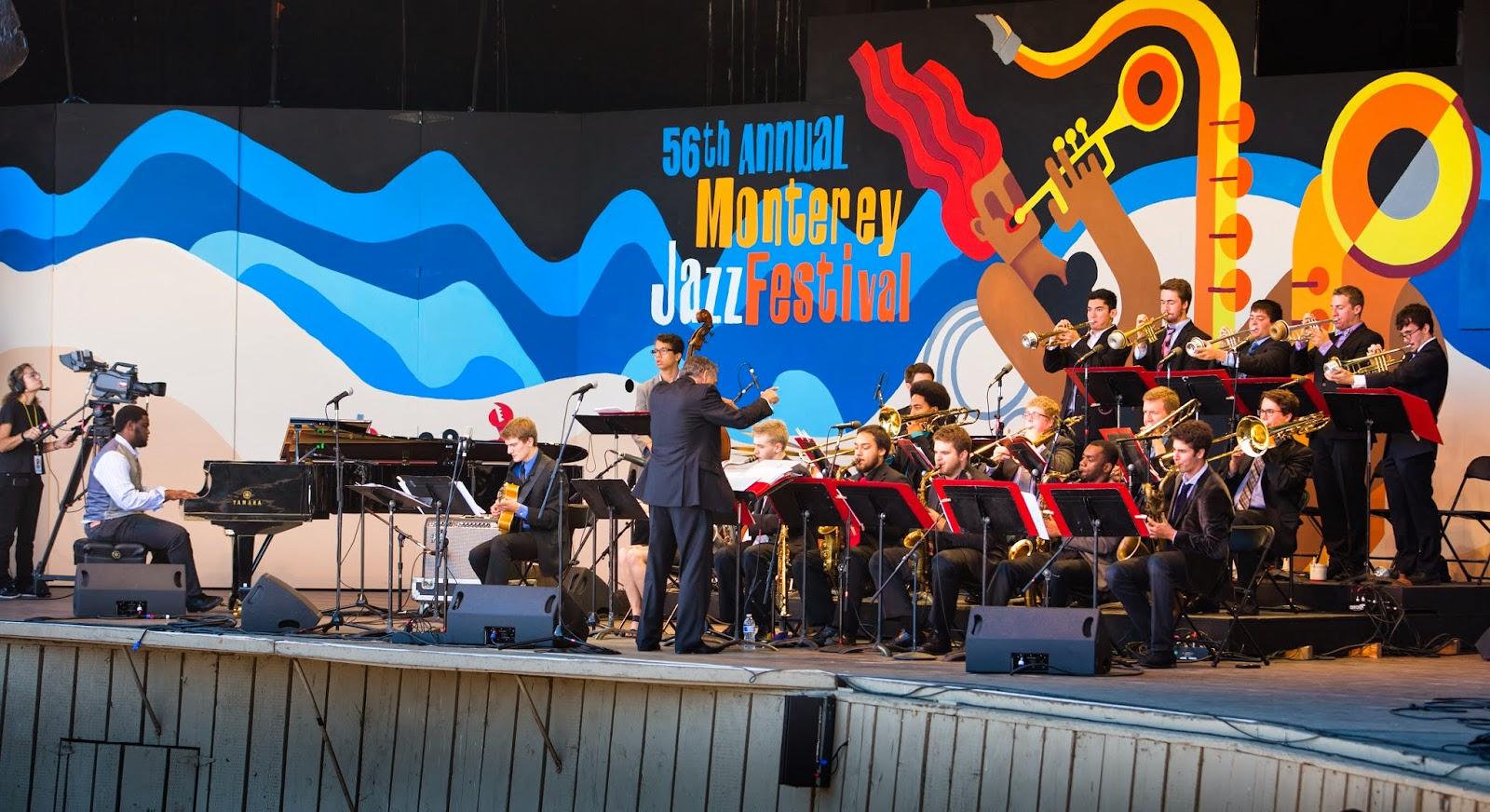 História do Monterey Jazz Festival na Califórnia