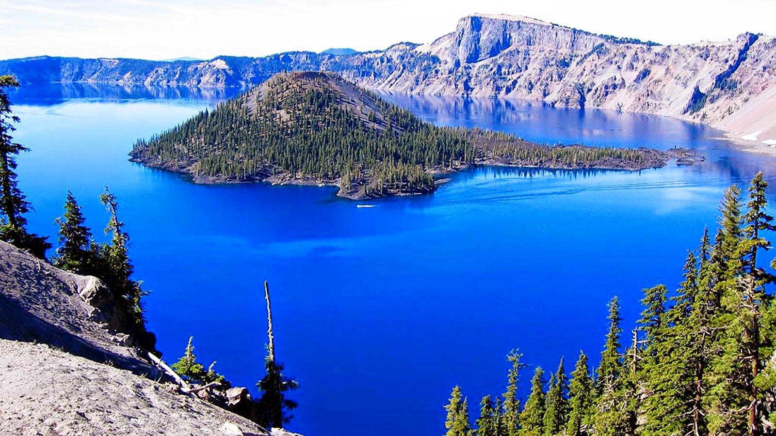 5 Danau Terunik di Dunia