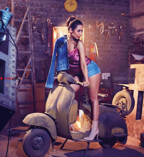 Malaika Arora and Amrita Arora for Hi! Blitz Magazine India March April 2017   2.jpg