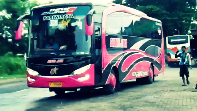 Klakson Bus Telolet