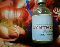 Body Synthol: Men using synthol