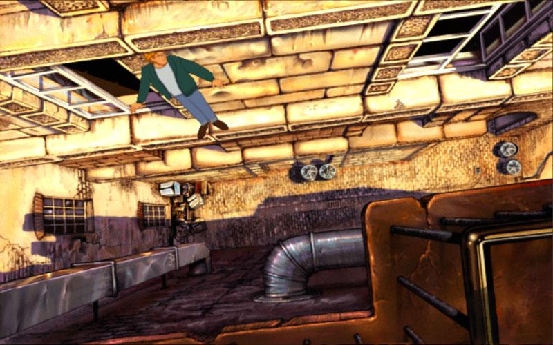 Broken Sword Captura de pantalla 6