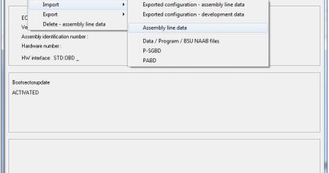 BMW E46 SMG Coding with ICOM WinKFP software-OBD365 com