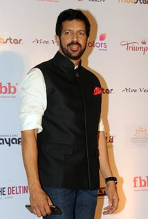 Kabir Khan. Director of Phantom (2015)