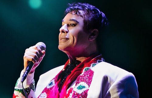 Juan Gabriel - Aunque Te Enamores