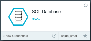 Data Henrik: Using DB2 with Python on Cloud Foundry-Based