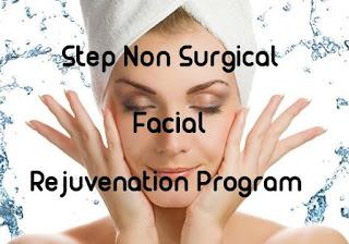 Step Non Surgical Facial Rejuvenation Program