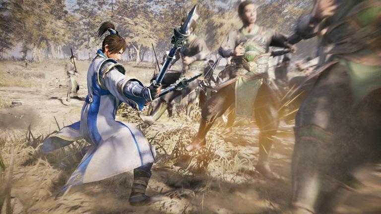 Dinasty Warriors 9 confirma plataformas y desvela personajes novedosos