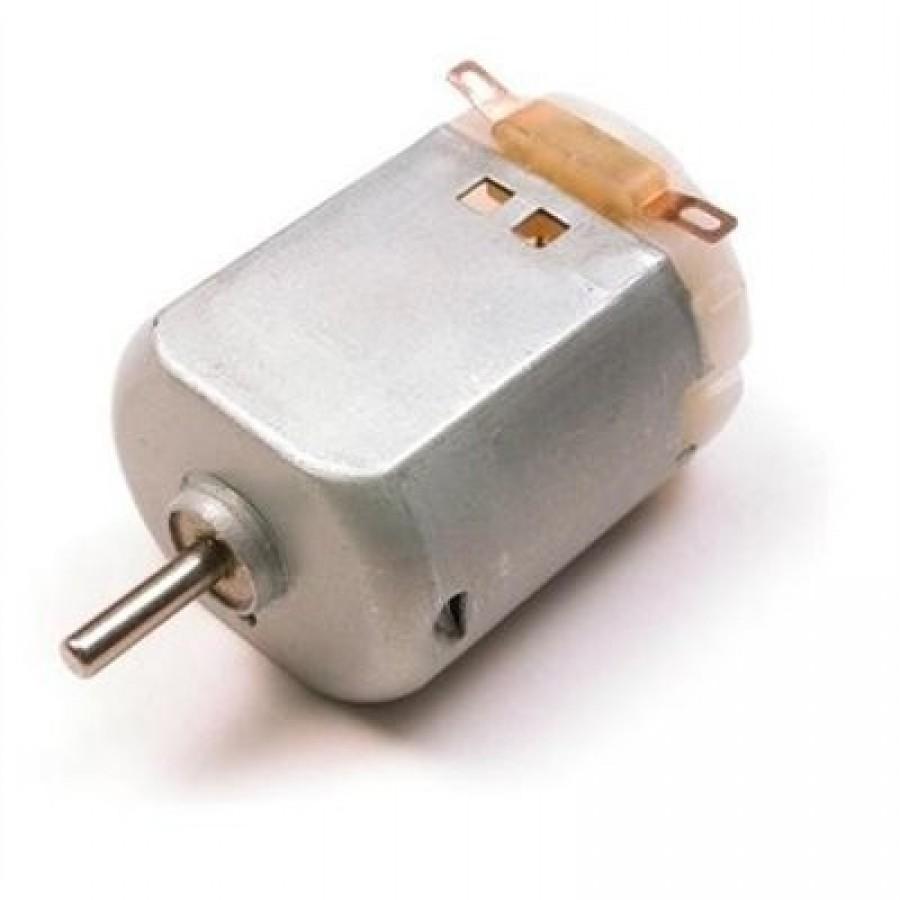 DC Motor Interfacing with 8051 Microcontroller