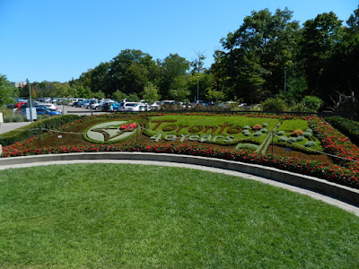 Toronto Botanical Garden carpet bed by garden muses-not another Toronto gardening blog