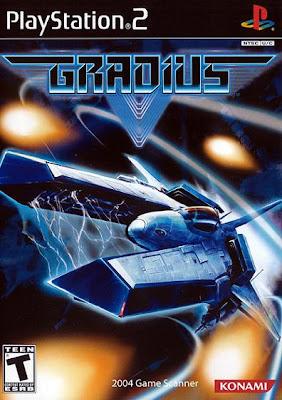 Gradius V (PS2) 2004