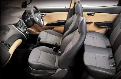 Hyundai EON Seats
