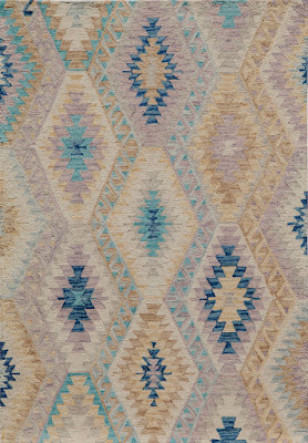 Momeni colorful outdoor rug from Decor Market - found on Hello Lovely Studio