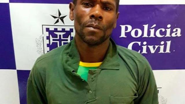 Feminicídio em Cachoeira: lavrador que matou mulher a facão é condenado a 16 anos de prisão