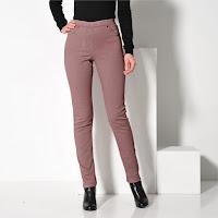 Pantaloni coriala de colanti uni