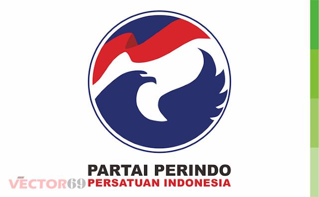 Logo Partai Perindo (Persatuan Indonesia) - Download Vector File CDR (CorelDraw)