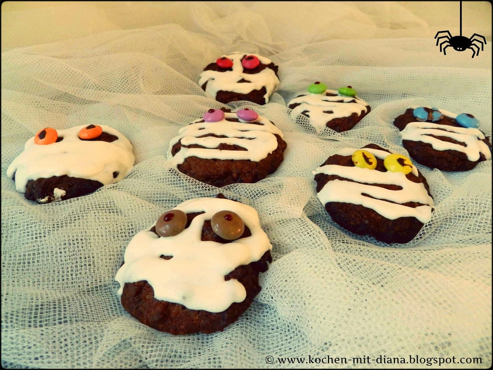 Mumien Cookies