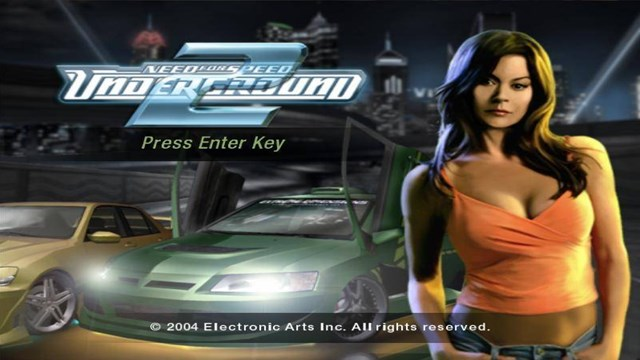 Download Need for Speed Underground 2 PC Games