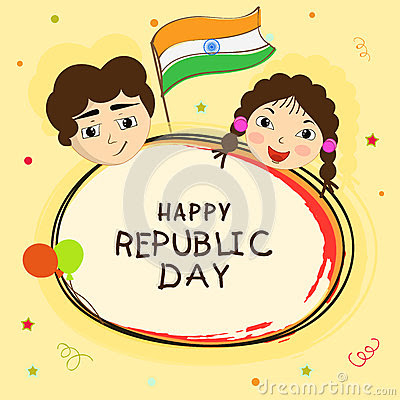 Happy Republic Day 2017 Pictures for Students