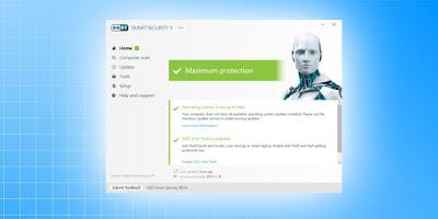 تفعيل برنامج ESET Smart Security 9