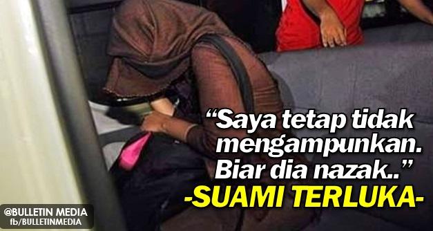 Luahan Sedih Suami Sehingga Tidak Memaafkan Isterinya Dunia Akhirat Bila..