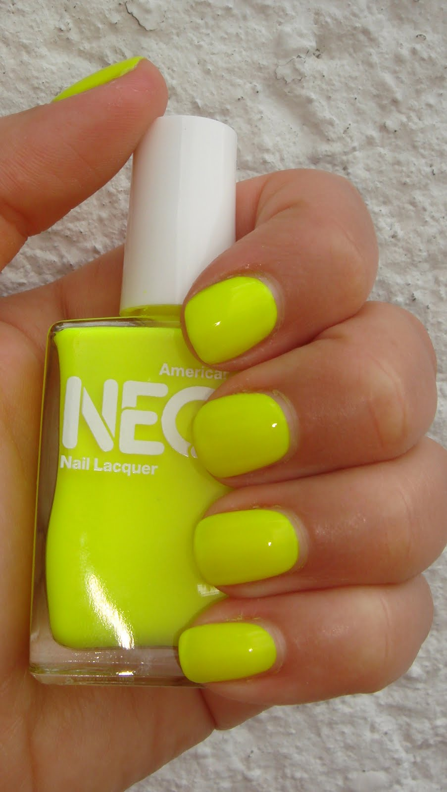 AccroPolish: Neon Yellow