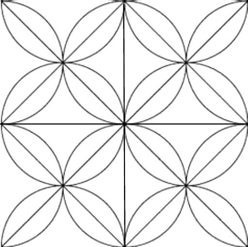 Cara Menggambar Batik Motif Sederhana Cilacap Klik