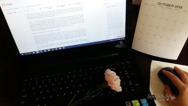 Hidup Berubah Dengan Blog