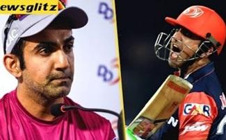 Gautam Gambhir bow out from captainship : Delhi Daredevils   IPL 2018   CSK