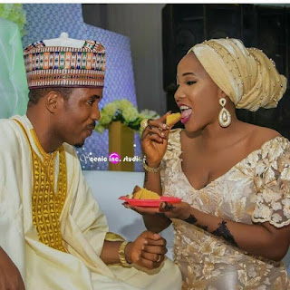 Lovely photos from Adebayo Salami's son's wedding