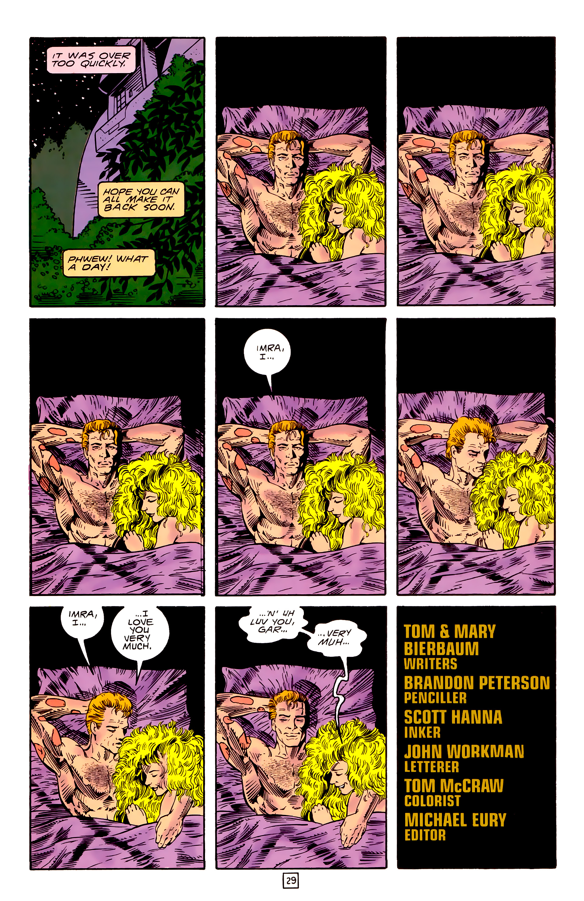 Legion of Super-Heroes (1989) _Annual_3 Page 56