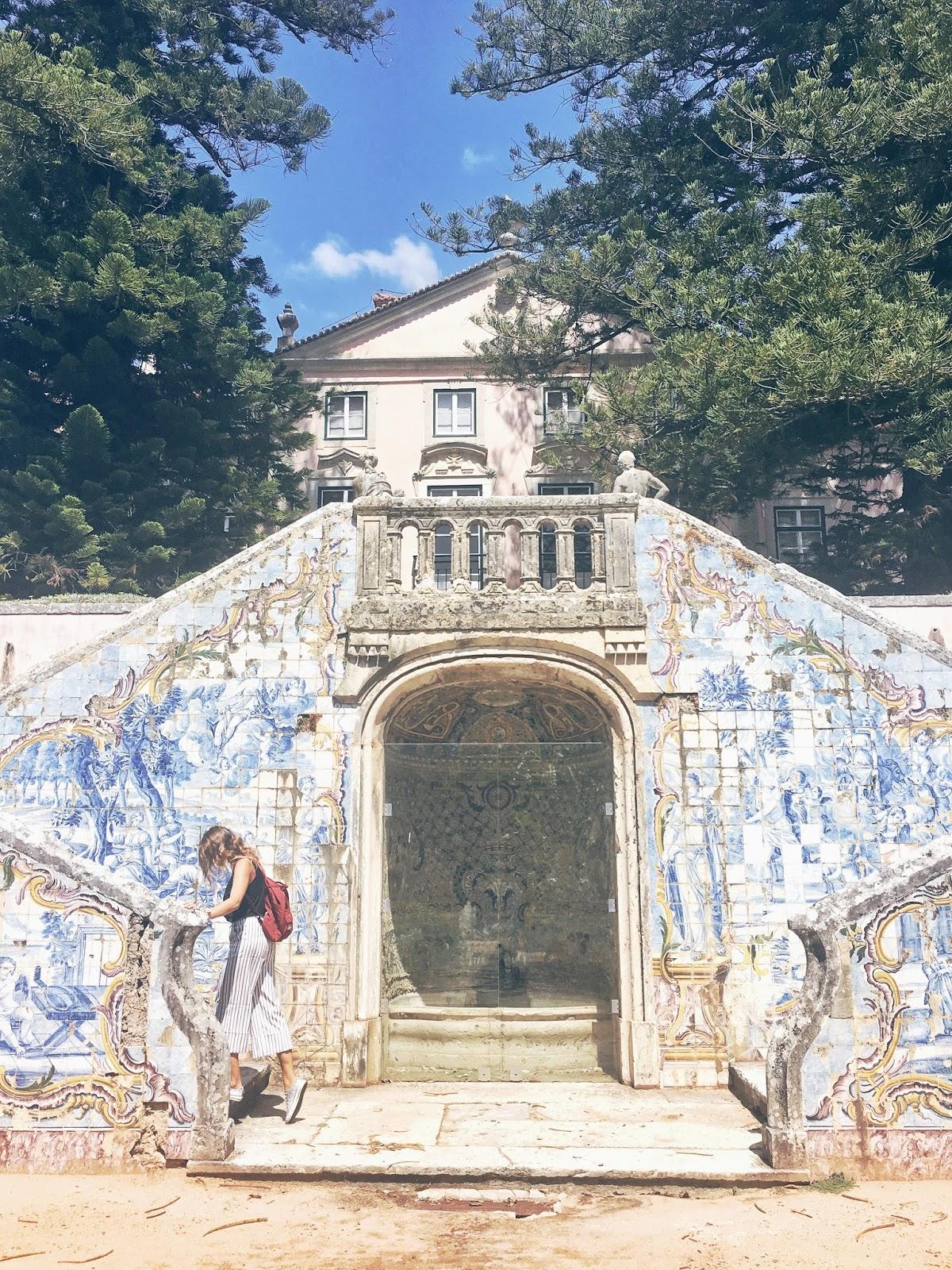 oeiras, Portugal, Lisbon, Palácie Marques de Pombal