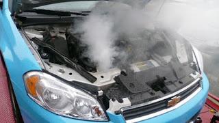 Causes communes de la surchauffe du moteur