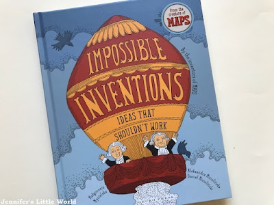 Impossible Inventions book review