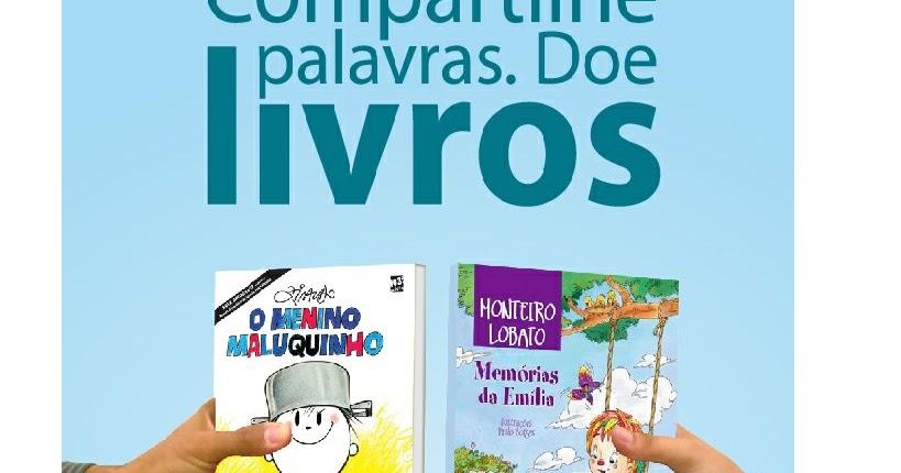 d8ca5d22b395e DOAÇÕES LITERÁRIAS NA ESTÁCIO