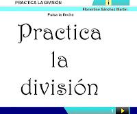 Resultado de imagen de practica la division