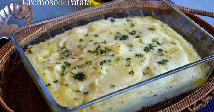 Table con carmen pur cremoso de patata - Pure de patatas cremoso ...
