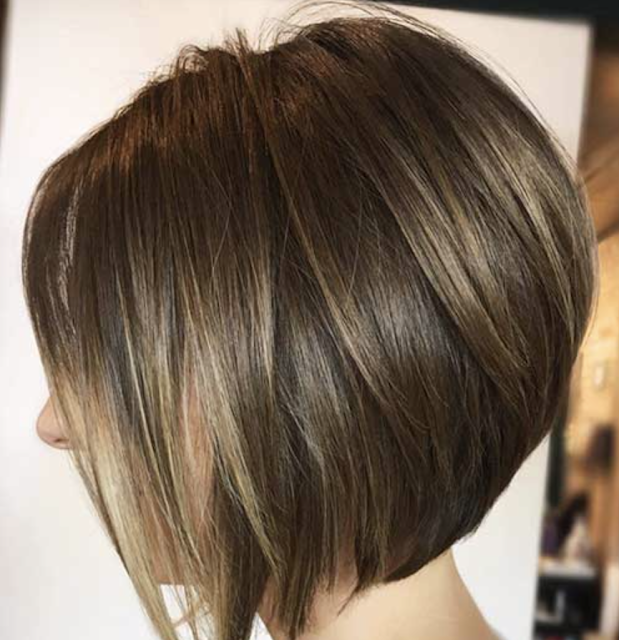 2019 short hairstyles for thick hair