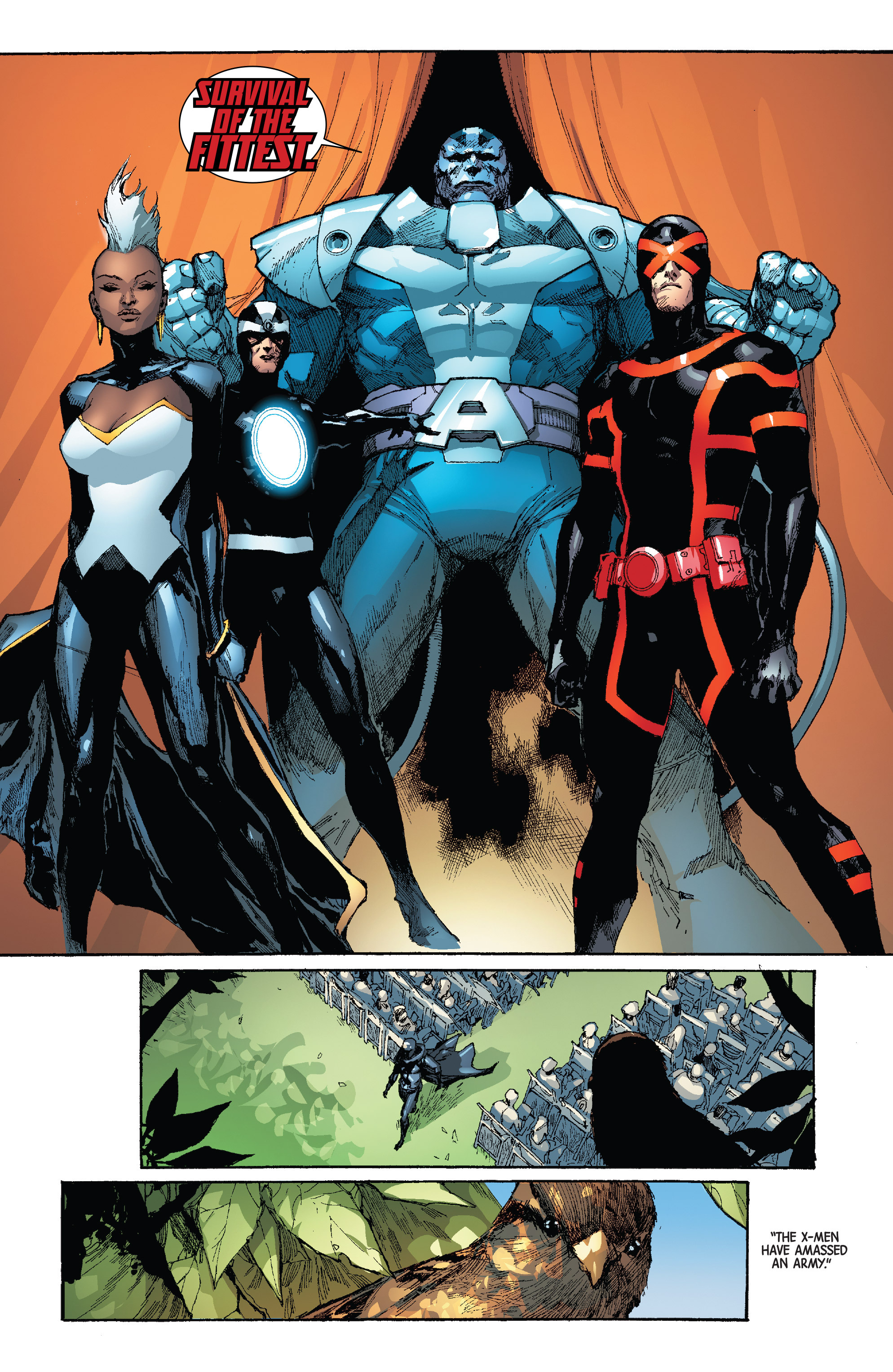 Read online Avengers & X-Men: AXIS comic -  Issue #4 - 18