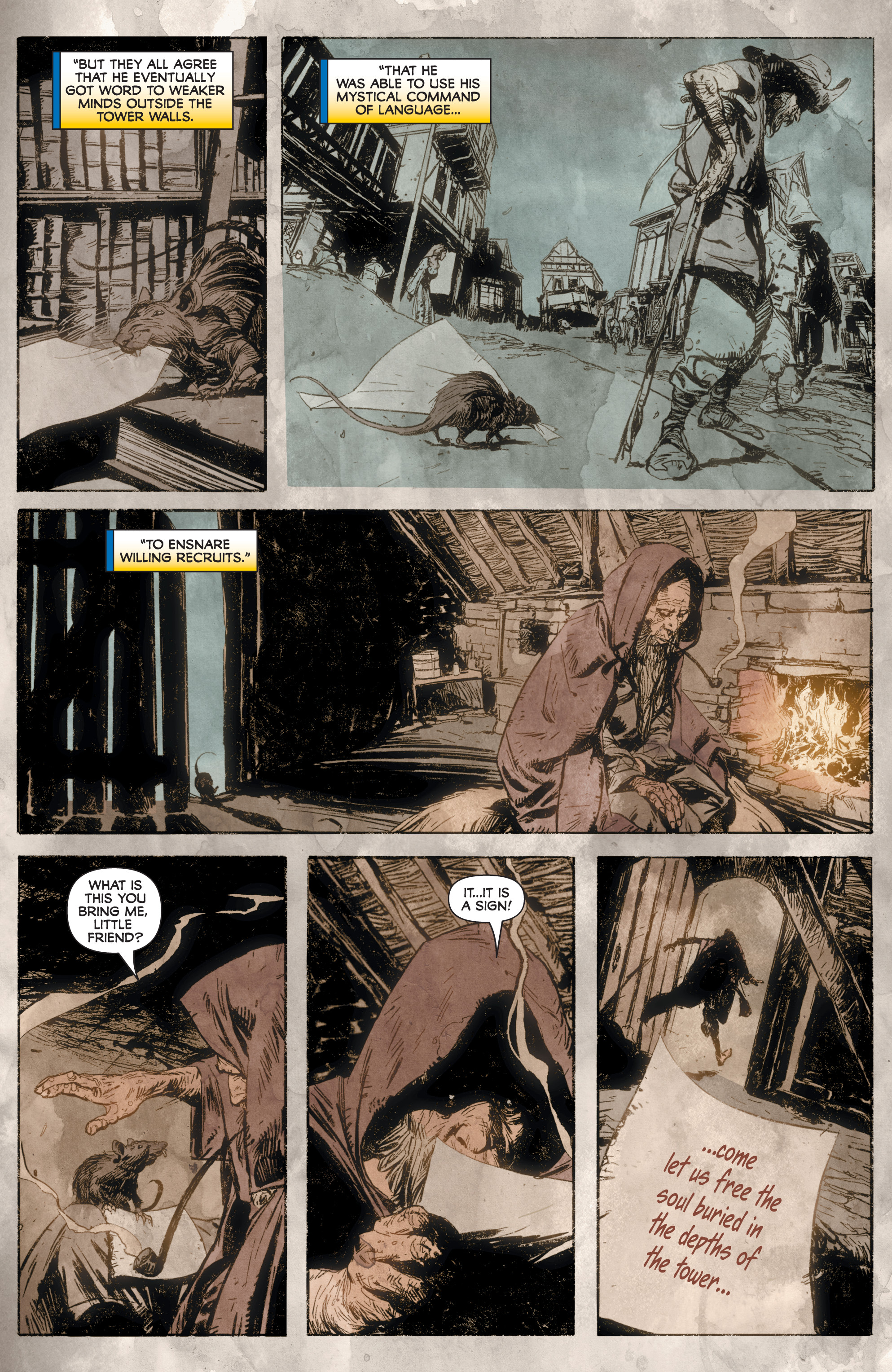 Read online Rapture comic -  Issue #2 - 10