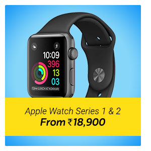 Apple Watch Rs. 18900