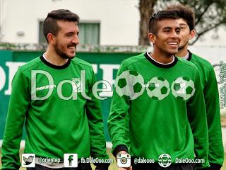 Oriente Petrolero - Marcel Román - Ricky Añez - Pedro Azogue - DaleOoo.com página Club Oriente Petrolero